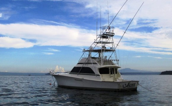 Come fishing with Costa Rica