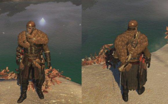 AC Rogue Viking Armour