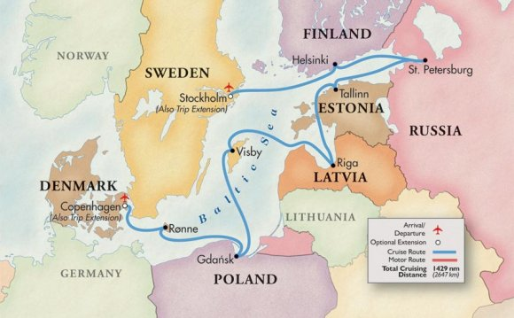 Grand Baltic Sea Voyage