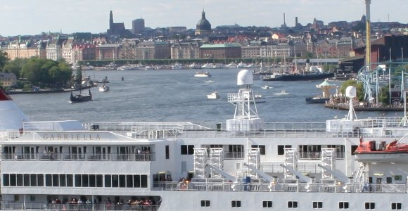Baltic Sea ferries