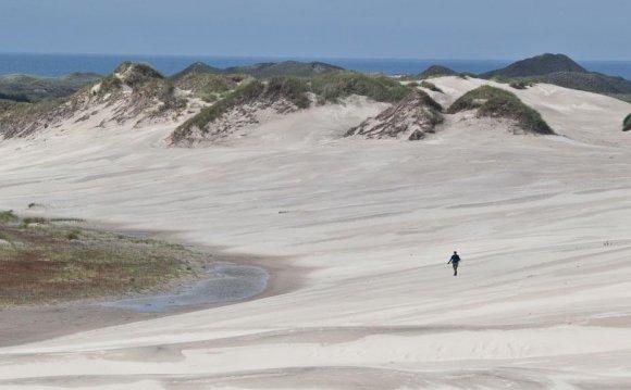 Danish beaches