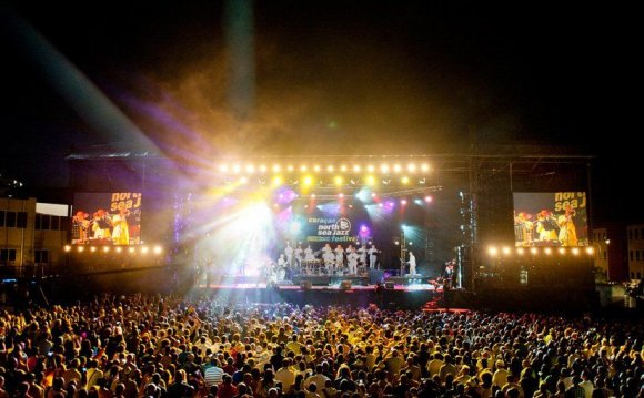 The Curacao North Sea Jazz