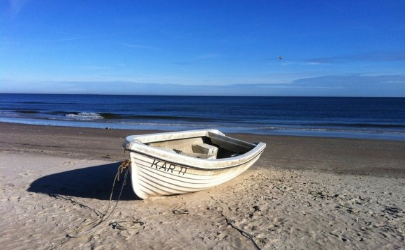 Baltic Sea, Fishing Boat