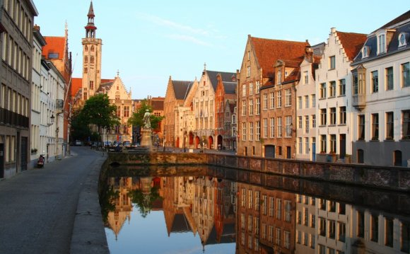 Bruges city breaks with the