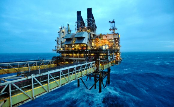 North Sea oil is at the heart