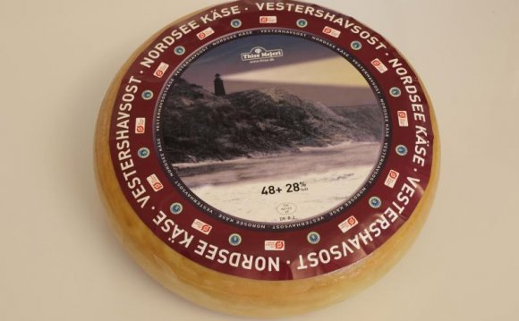 Organic North Sea Cheese 48+