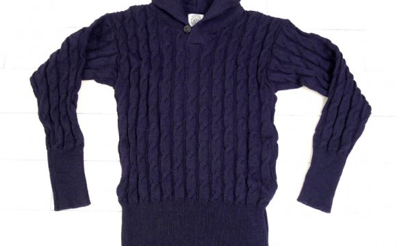 Marine Sweater by North Sea