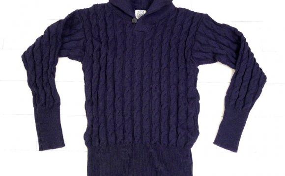 Marine Sweater by North Sea