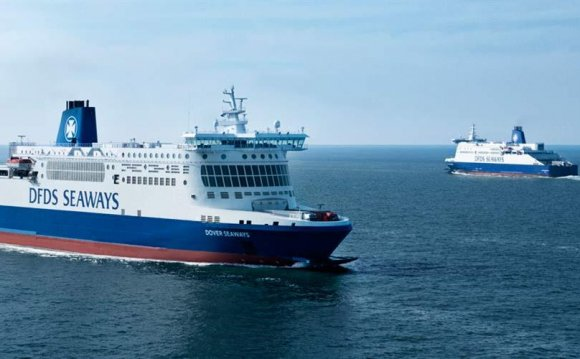 North sea ferries