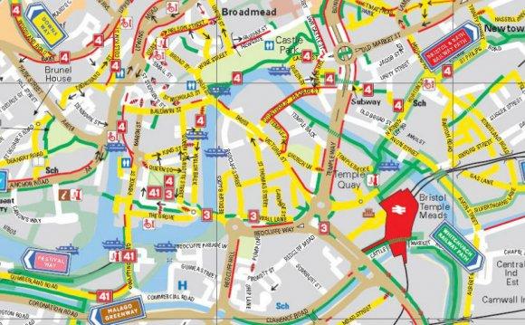 Cycle Map Image