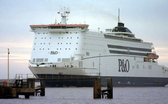 P&O Ferries fears job losses