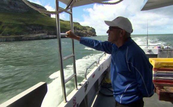 Sea Fishing Trips in North