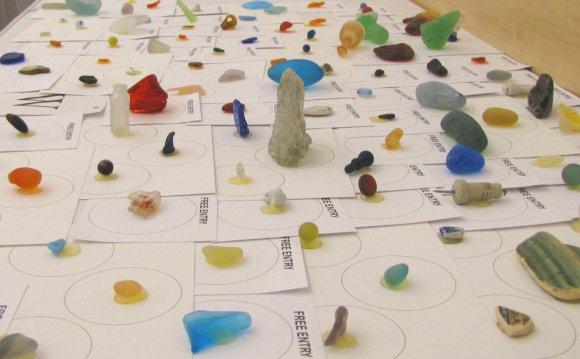 Sea Glass Festival, Seaglass