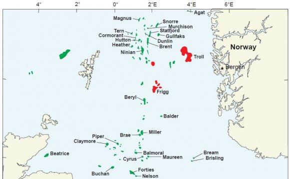 Statfjord oil field - Wikiwand
