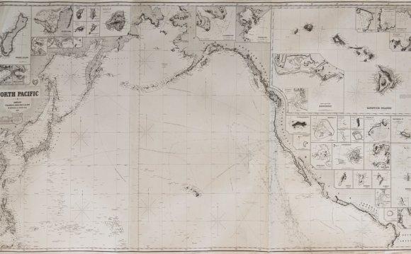 James Imray North Pacific Sea
