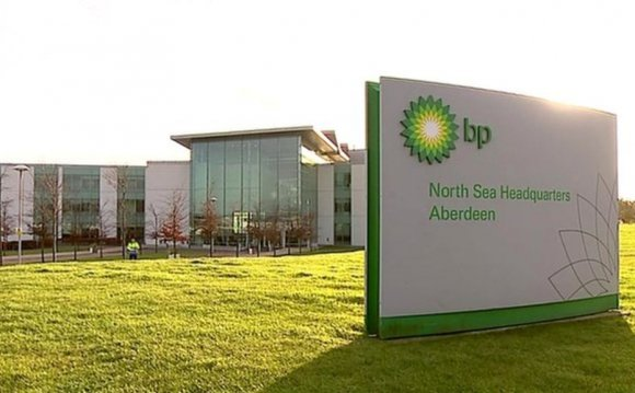BP North Sea headquarters in