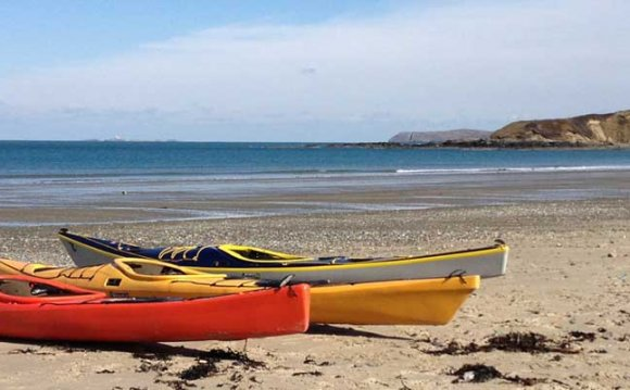 Sea Kayaking North Wales