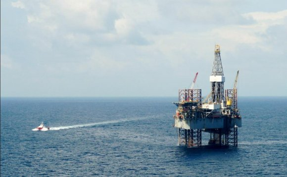 UK North Sea oil