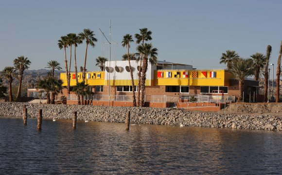North Shore Yacht Club Salton Sea
