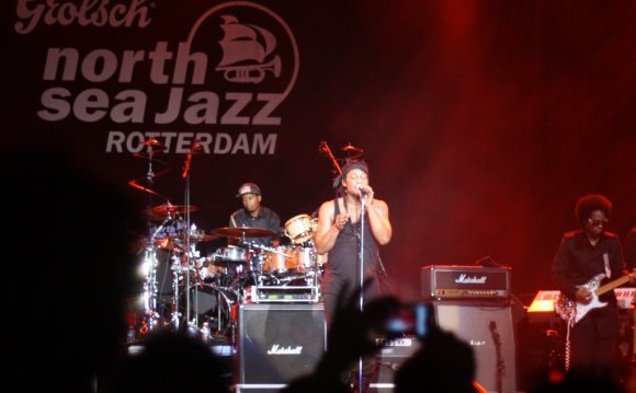 North Sea Jazz, Rotterdam