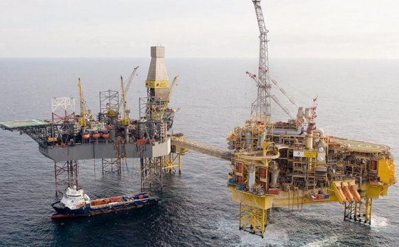 North Sea oil News