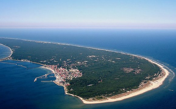 Poland Baltic Sea