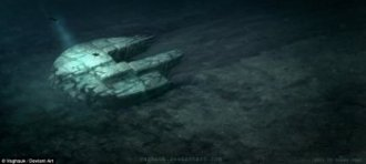 The Baltic Sea Anomaly by by Vaghauk