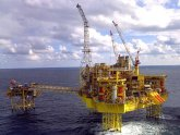 North Sea oil rig disaster