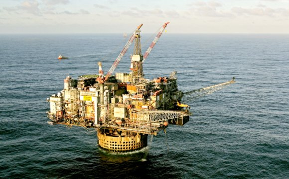 North Sea oil rigs companies