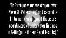 Amazing Theory About The Baltic Sea Object [Video]