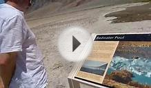 Below sea level North America Badwater California Death