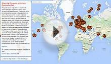 Chemical Weapon Munitions Dumped at Sea: Interactive Map