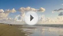 clip 43148933: North Sea beach in summer