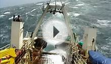 Commercial Fishing most dangerous job in the world