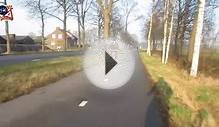 Cycle path Oirschot-Boxtel (Netherlands)