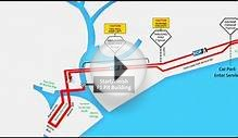 Cycle Singapore 2014 The Challenge Animated Map