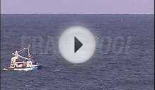 Day, Fishing Boat, North Sea, Stock Footage, Sunshine