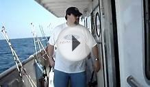 DEEP SEA FISHING TRIP IN GULF OF MEXICO OFF CLEARWATER