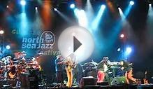 Earth, Wind & Fire, Curacao North Sea Jazz Festival 2011