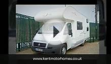 Fiat Ducato SEA New Life 48 Motorhome at Kent Motorhome Centre