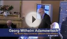 Georg Wilhelm Adamowitsch on The North Seas Countries