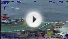 Helicopter Evacuation of Statoil North Sea Workers