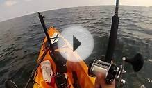 Mackerel Fishing - Kayak Sea Fishing for Mackerel