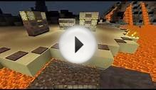 Minecraft Xbox 360 Sea Of Flame II Survival Map W/Download