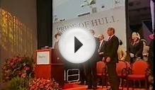 MV Pride of Hull - Naming Ceremony - P&O North Sea Ferries