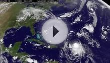 NASA - Hurricane Season 2012: Hurricane Isaac (Atlantic Ocean)