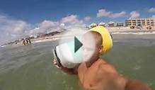 NC Sea Grant | Raw Footage Drifter Deployment 7/23/2014