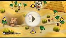 New Super Mario Bros. Wii: World 2 Map - Sea of Sand