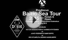 Prodiscus Baltic Sea Tour 2015 - Finish It Open doubles