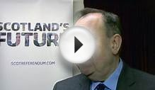 Scottish independence: Salmond on North Sea oil and gas